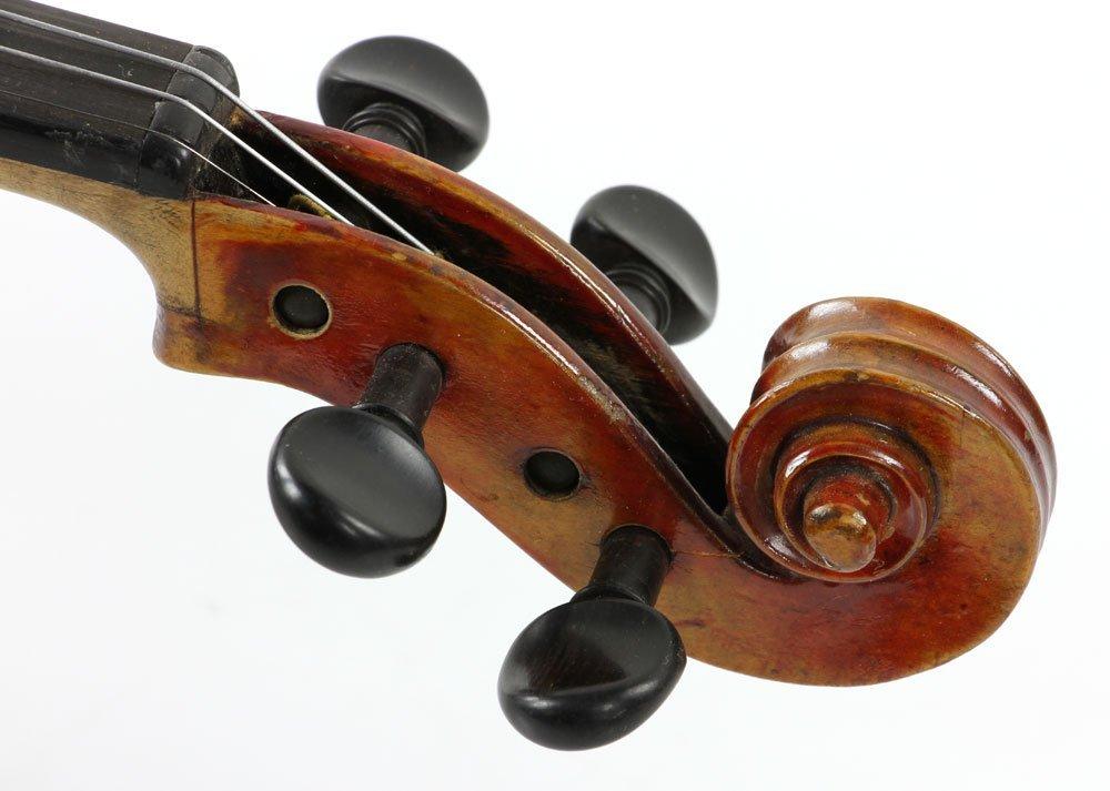 Schweitzer Violin - 10