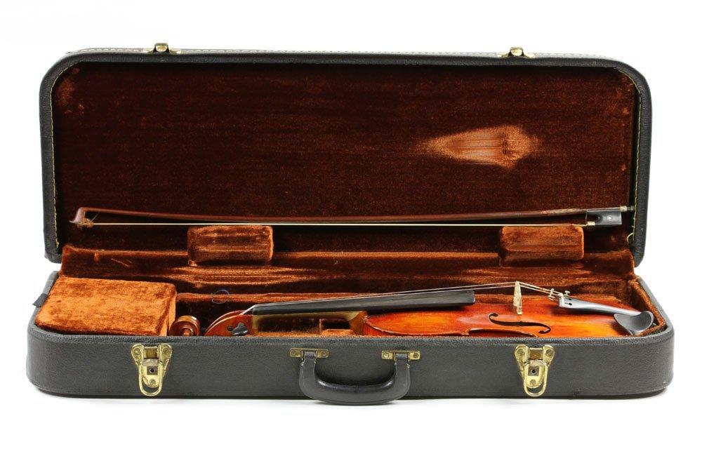 Schweitzer Violin - 3