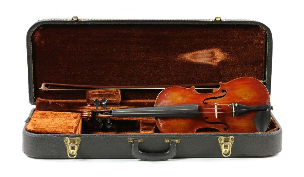 Schweitzer Violin - 4
