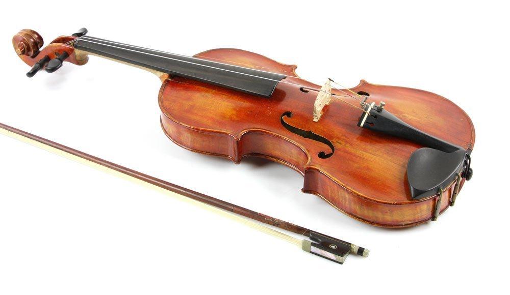 Schweitzer Violin - 5