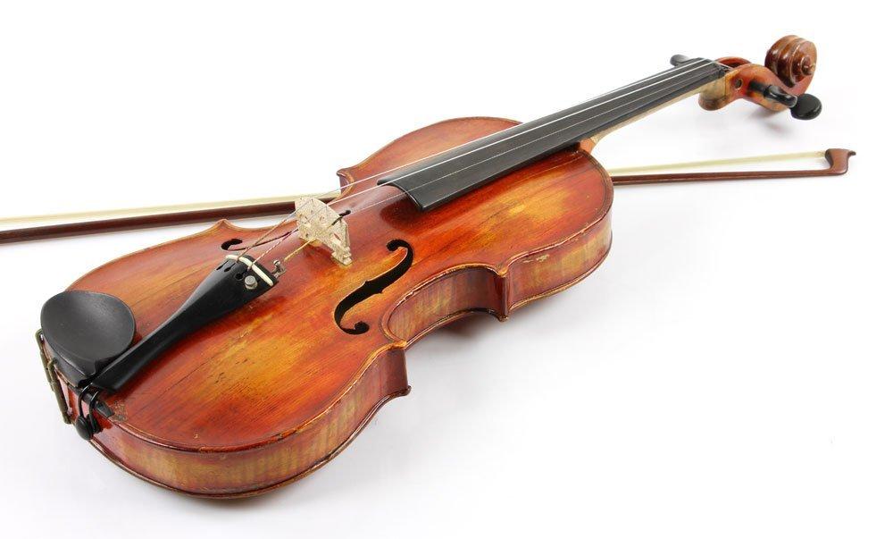 Schweitzer Violin - 7