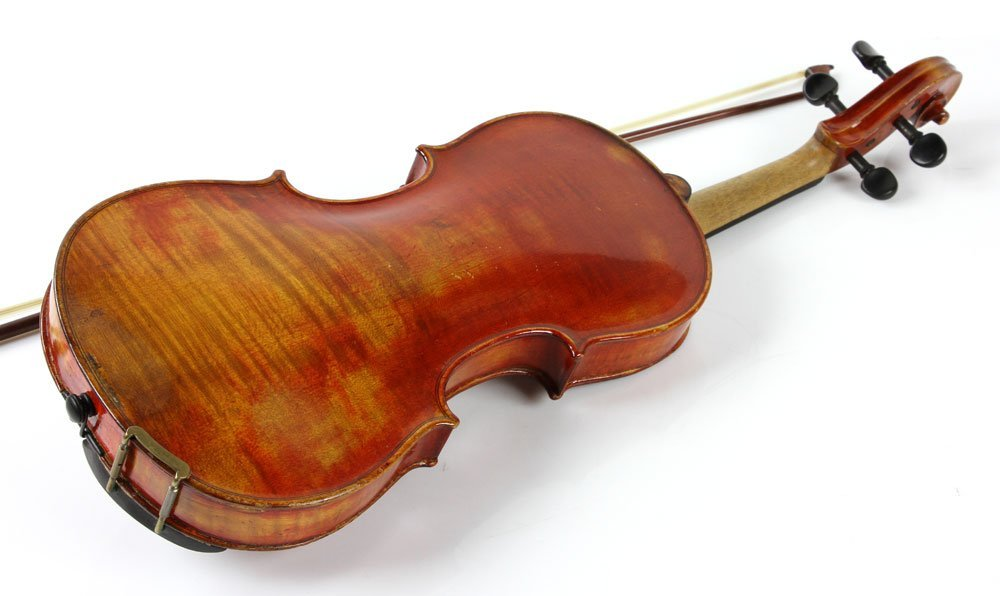 Schweitzer Violin - 8