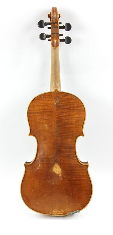 Early Violin with Three Bows - 10