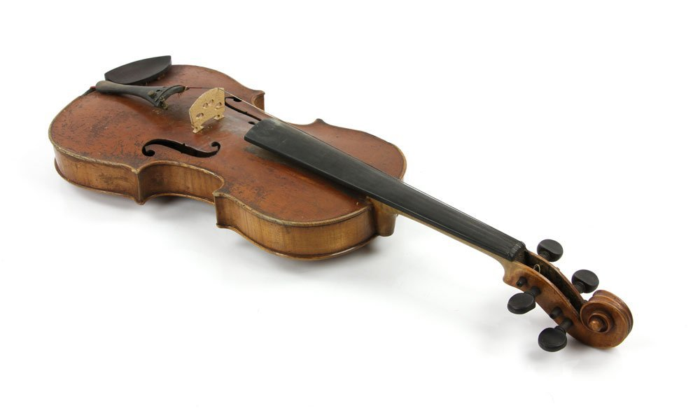 Early Violin with Three Bows - 5