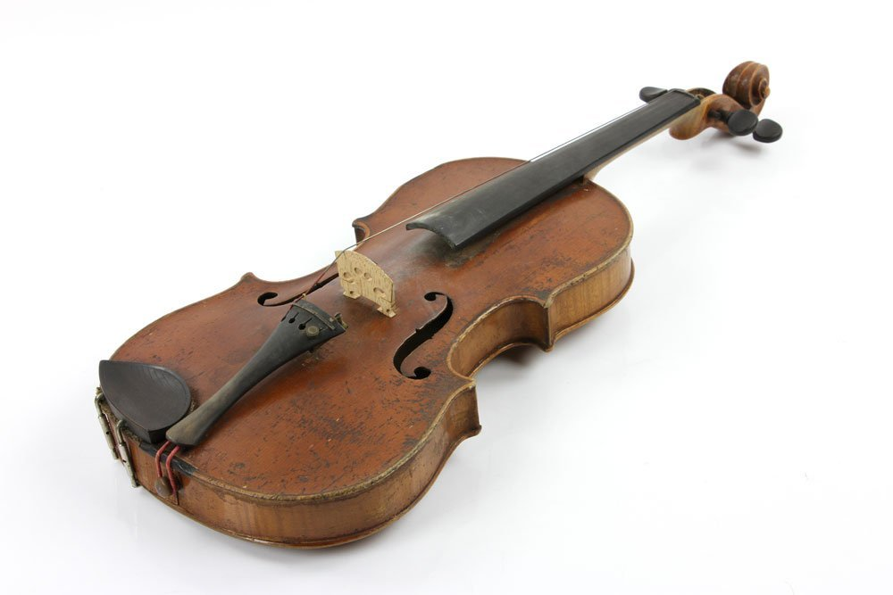 Early Violin with Three Bows - 6