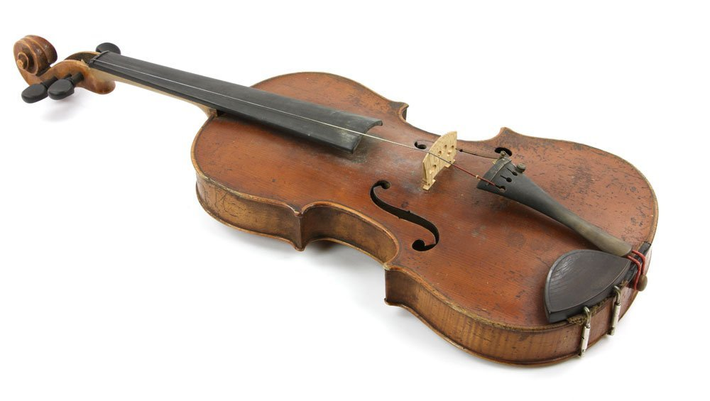 Early Violin with Three Bows - 7