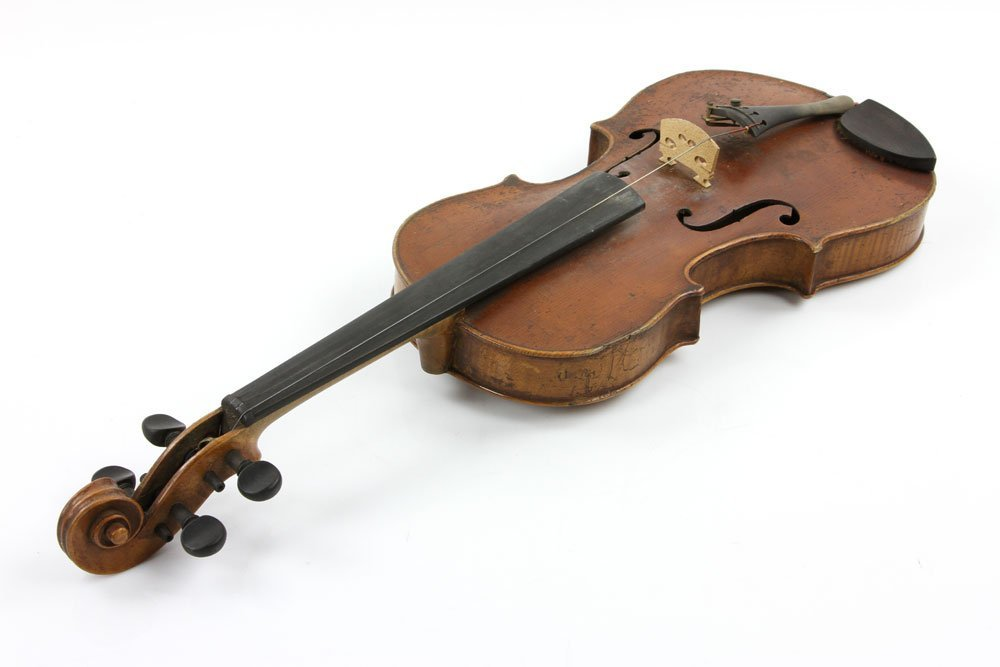 Early Violin with Three Bows - 8