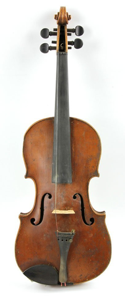 Early Violin with Three Bows - 9