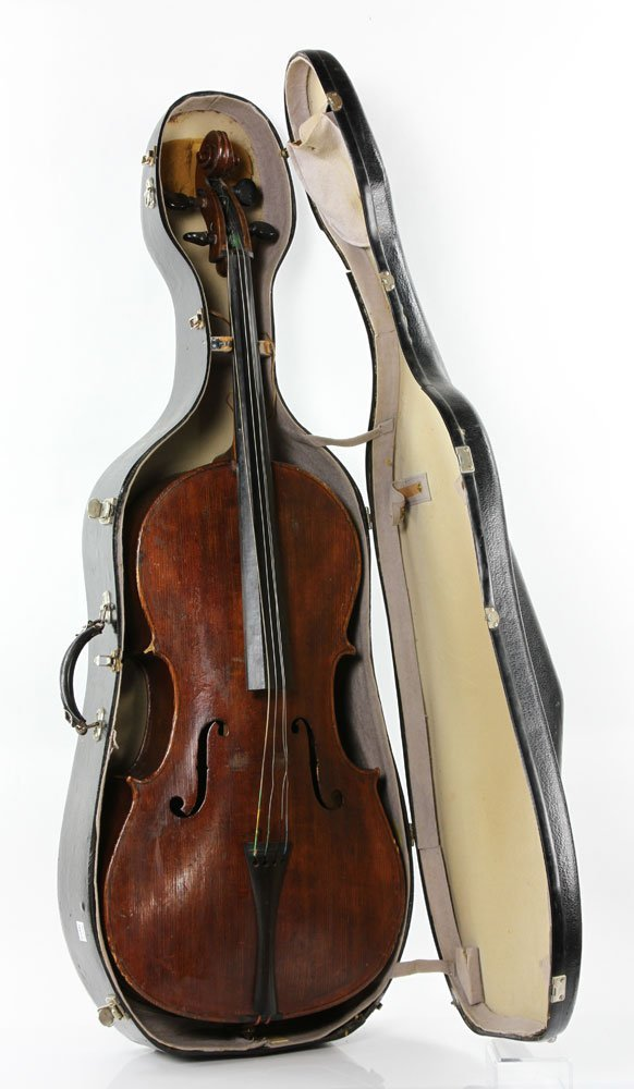 19th C. Cello