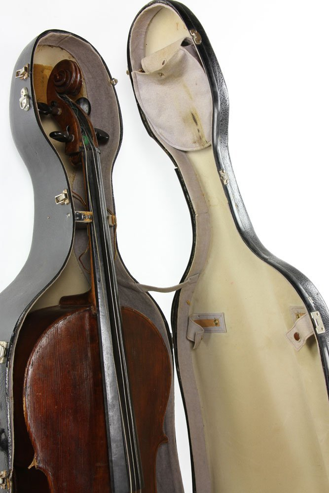 19th C. Cello - 3