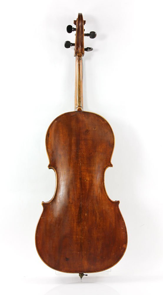 19th C. Cello - 5