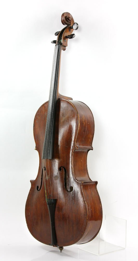 19th C. Cello - 6