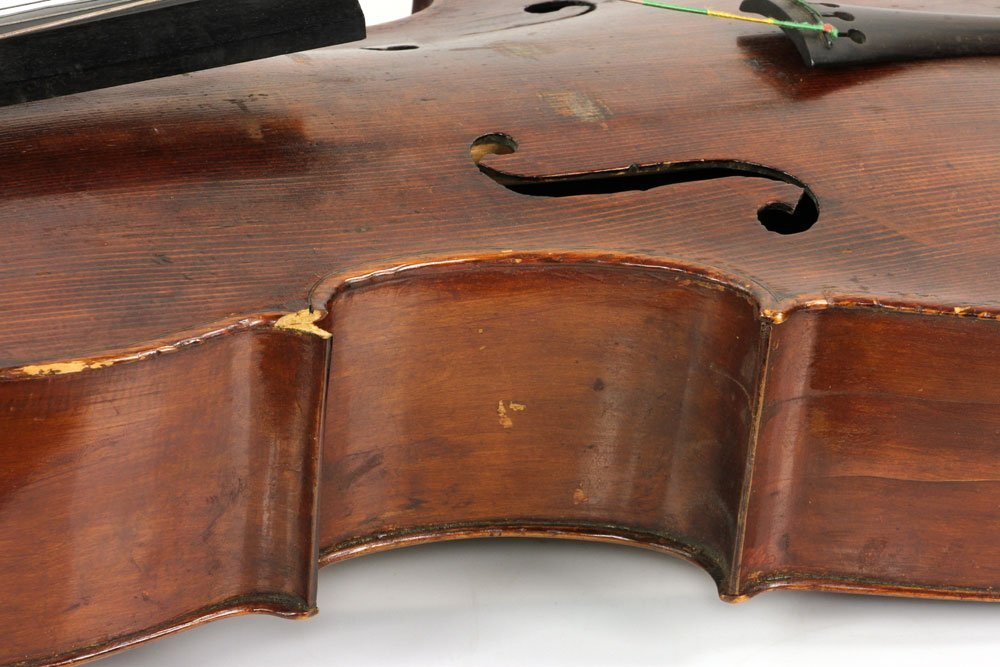 19th C. Cello - 8