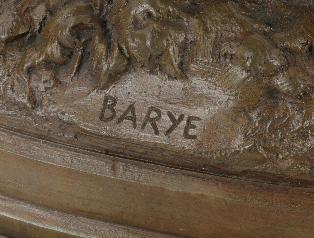 Barye, Elephant, Bronze - 7