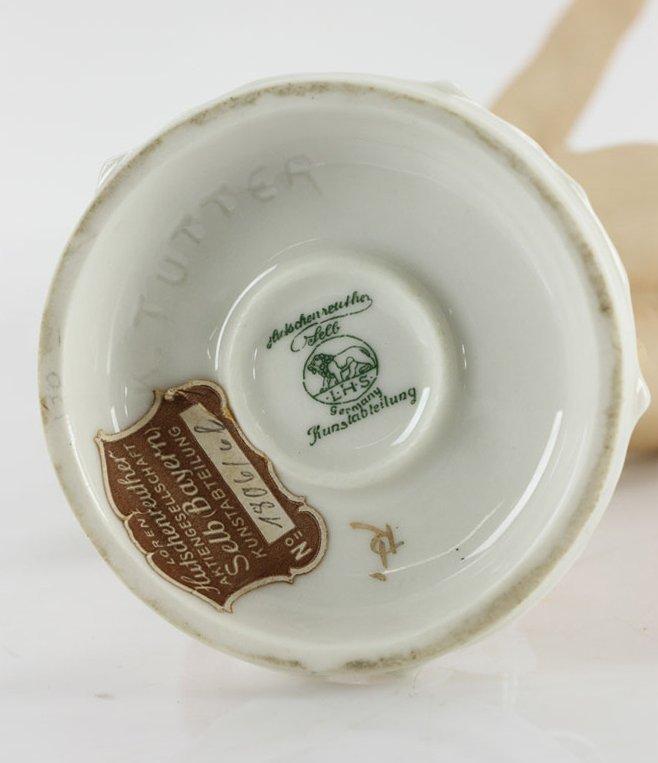 Three Porcelain Ladies - 9