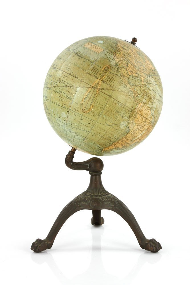 Hammet Co. Desk Globe