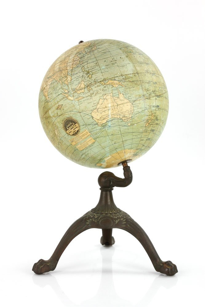 Hammet Co. Desk Globe - 3