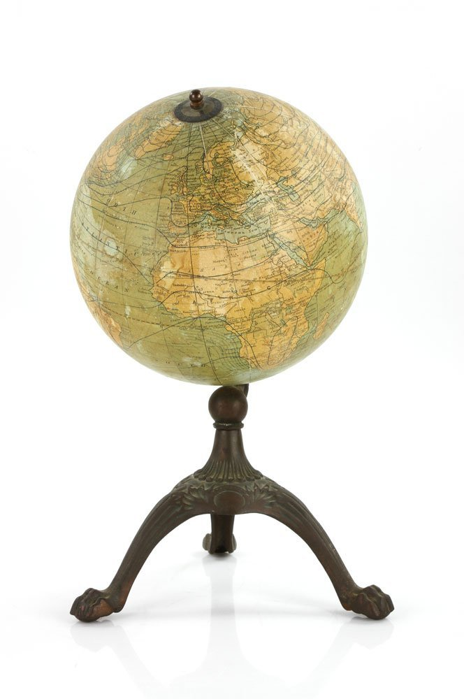 Hammet Co. Desk Globe - 5