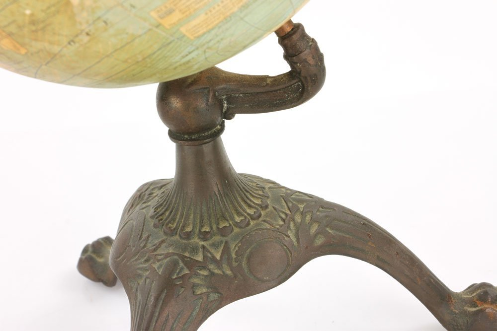 Hammet Co. Desk Globe - 6