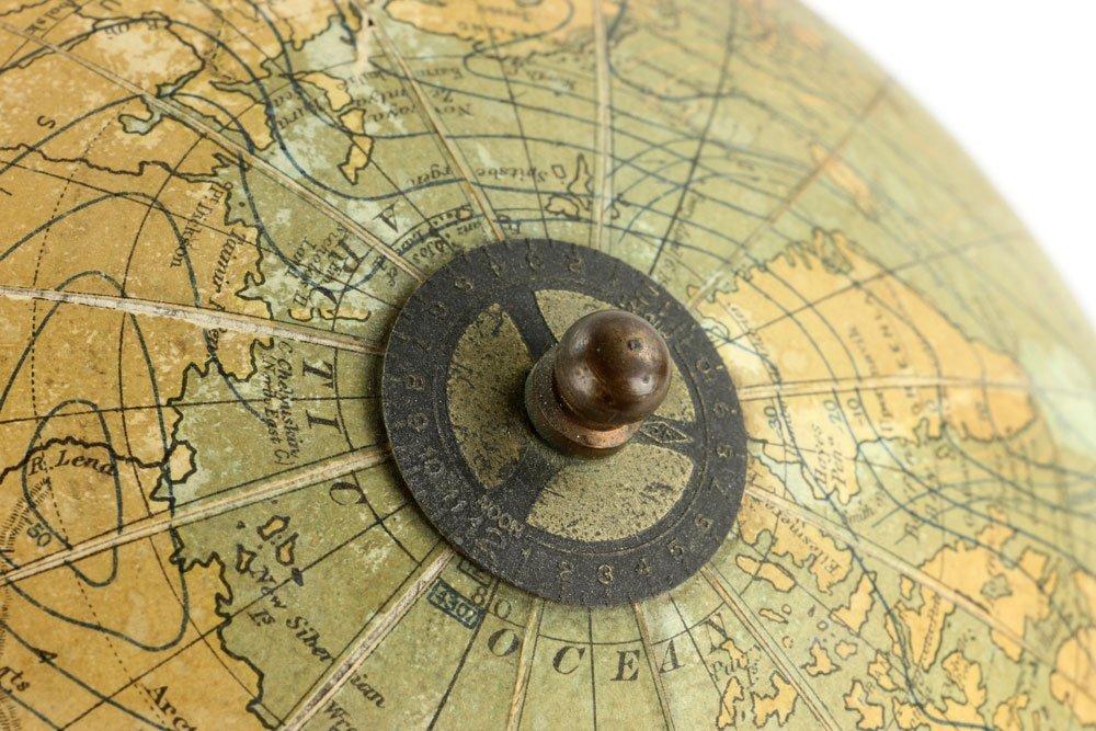 Hammet Co. Desk Globe - 8