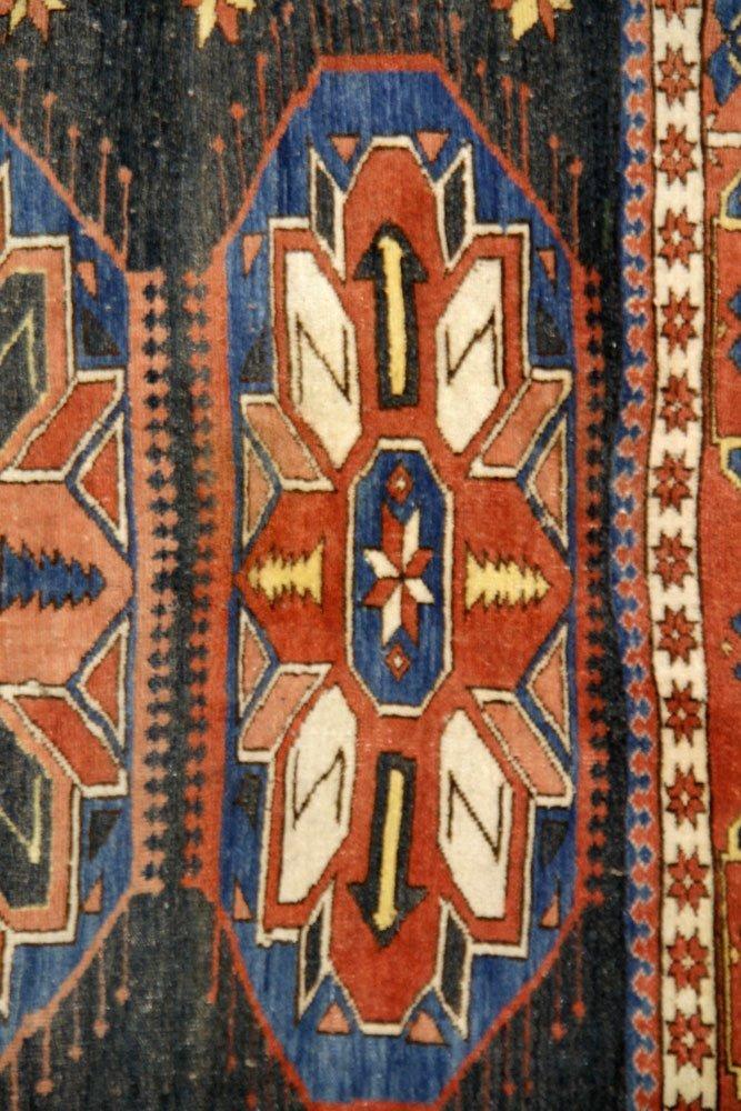 Semi-Antique Caucasian Carpet - 6