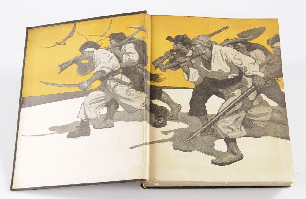 Two R. L. Stevenson Illustrated Books - 4