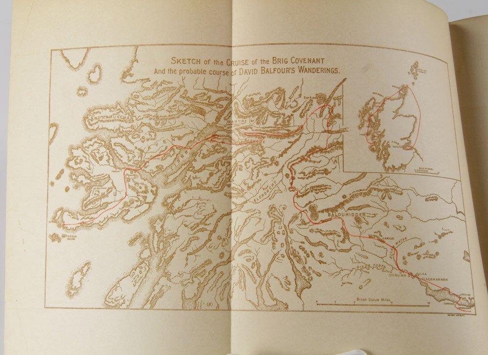 Two R. L. Stevenson Illustrated Books - 9