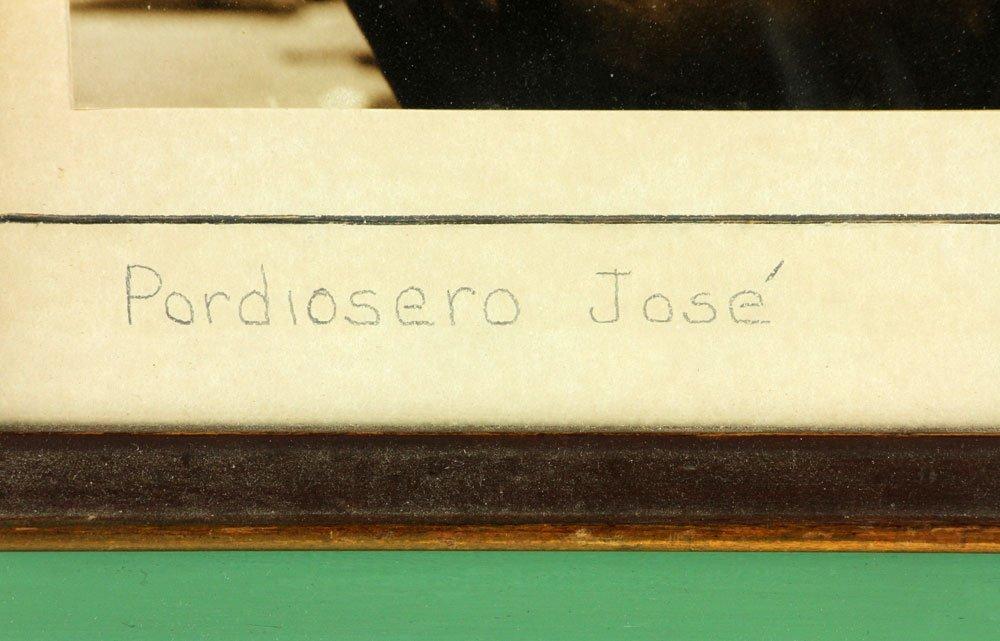 """Pordiosero Jose,"" Silver Gelatin Print - 6"