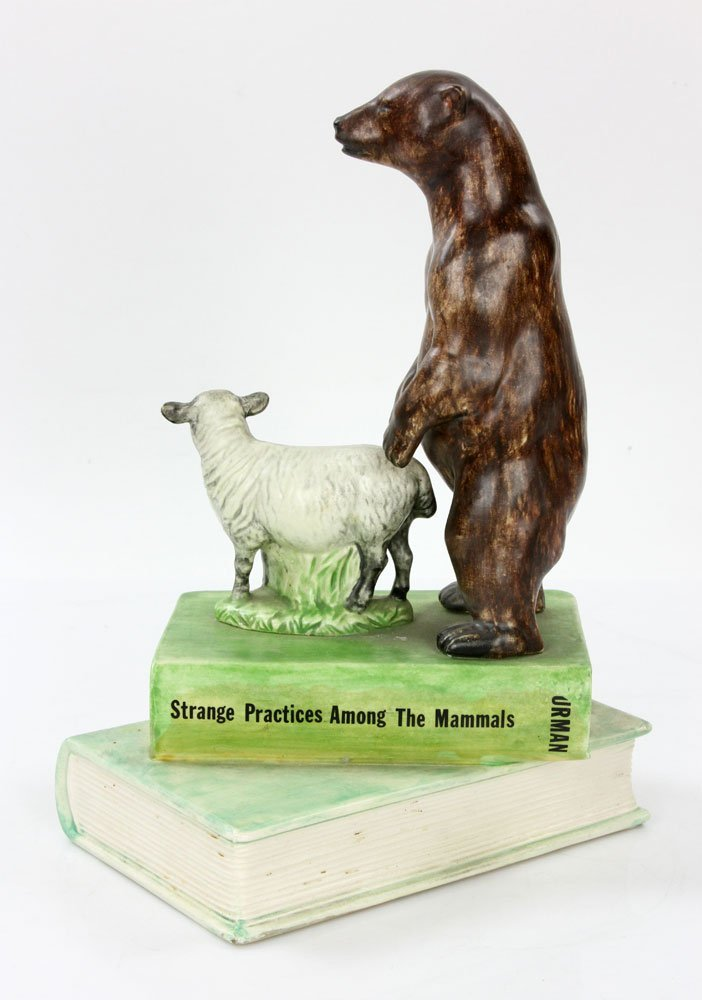 "Furman, ""Strange Practices Among the Mammals,"" Ceramic - 5"