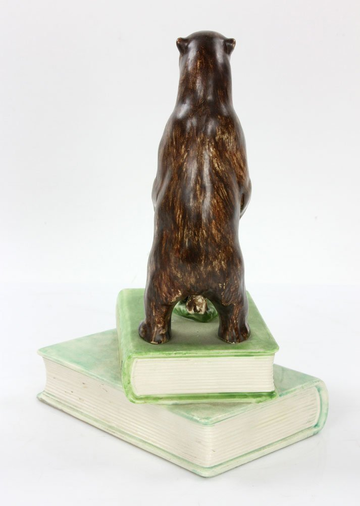 "Furman, ""Strange Practices Among the Mammals,"" Ceramic - 6"