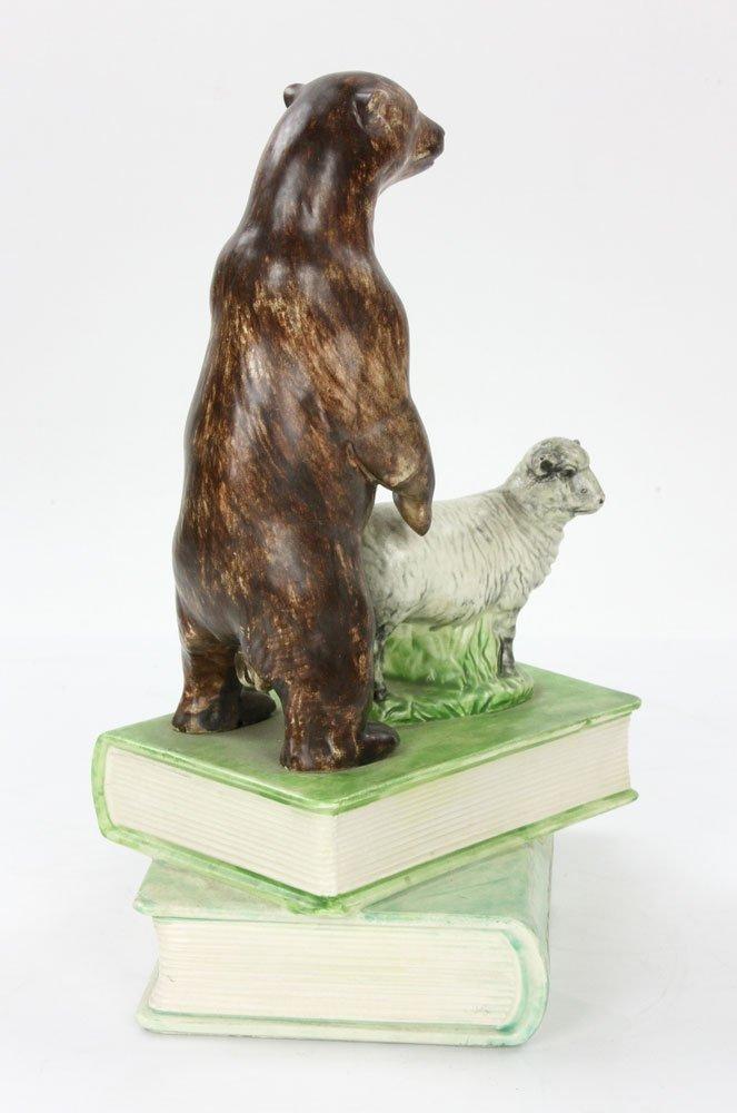 "Furman, ""Strange Practices Among the Mammals,"" Ceramic - 7"