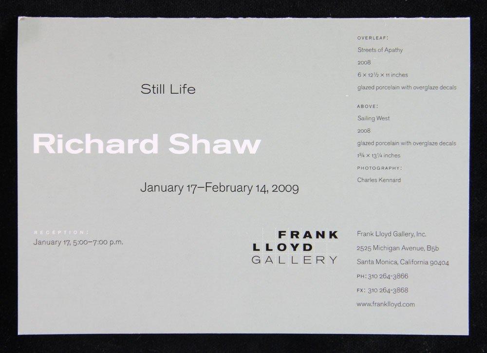 Shaw, Untitled, Porcelain - 8