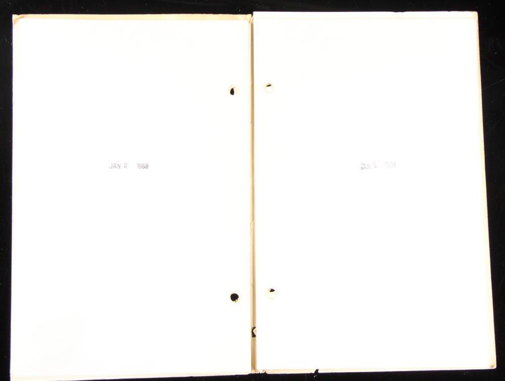 "Ruscha and Bengston, ""Business Cards,"" Folio - 10"