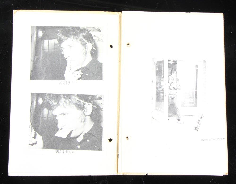 "Ruscha and Bengston, ""Business Cards,"" Folio - 5"