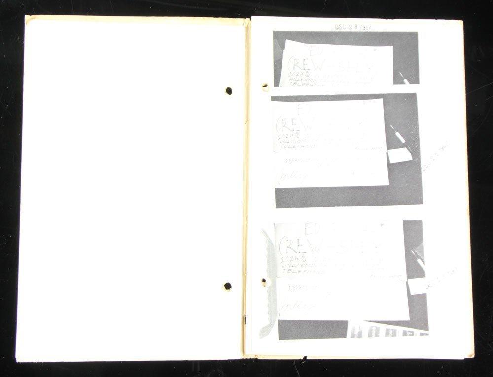"Ruscha and Bengston, ""Business Cards,"" Folio - 6"