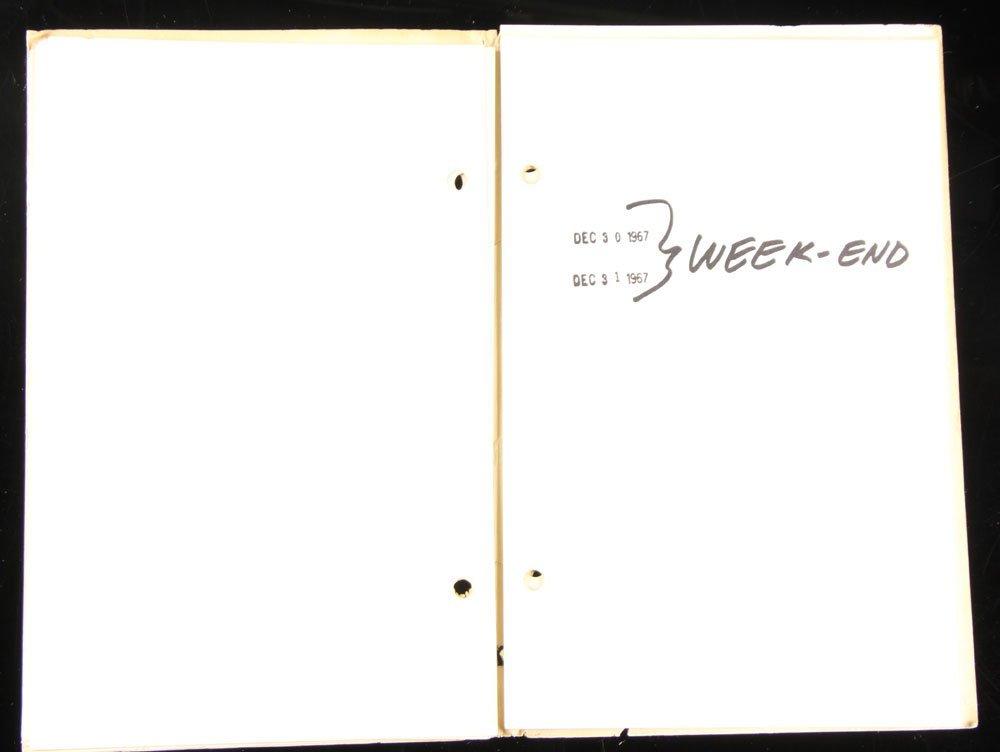 "Ruscha and Bengston, ""Business Cards,"" Folio - 8"