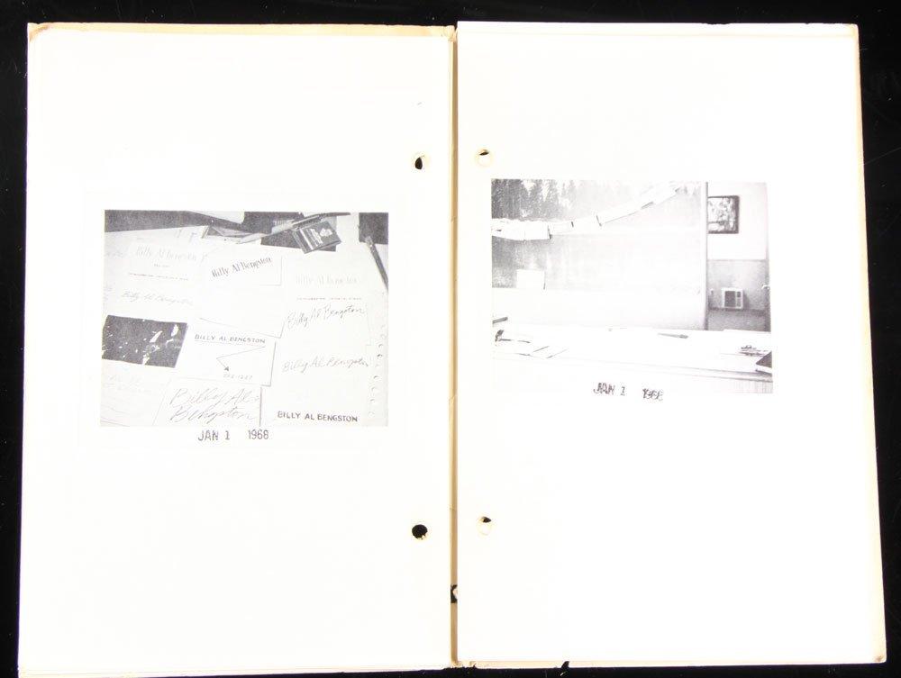 "Ruscha and Bengston, ""Business Cards,"" Folio - 9"