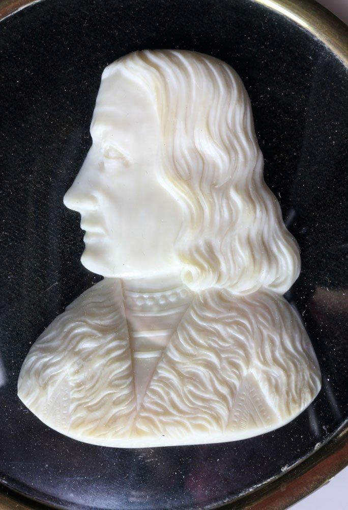 Six German Ivory Profiles - 4