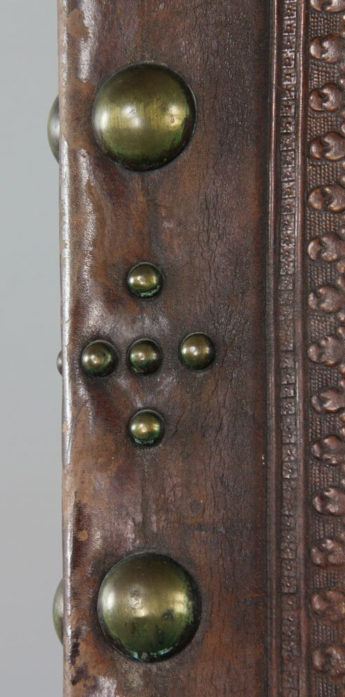 Spanish Carved Armchair - 5