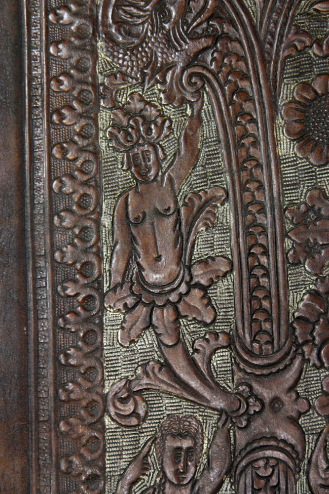 Spanish Carved Armchair - 6