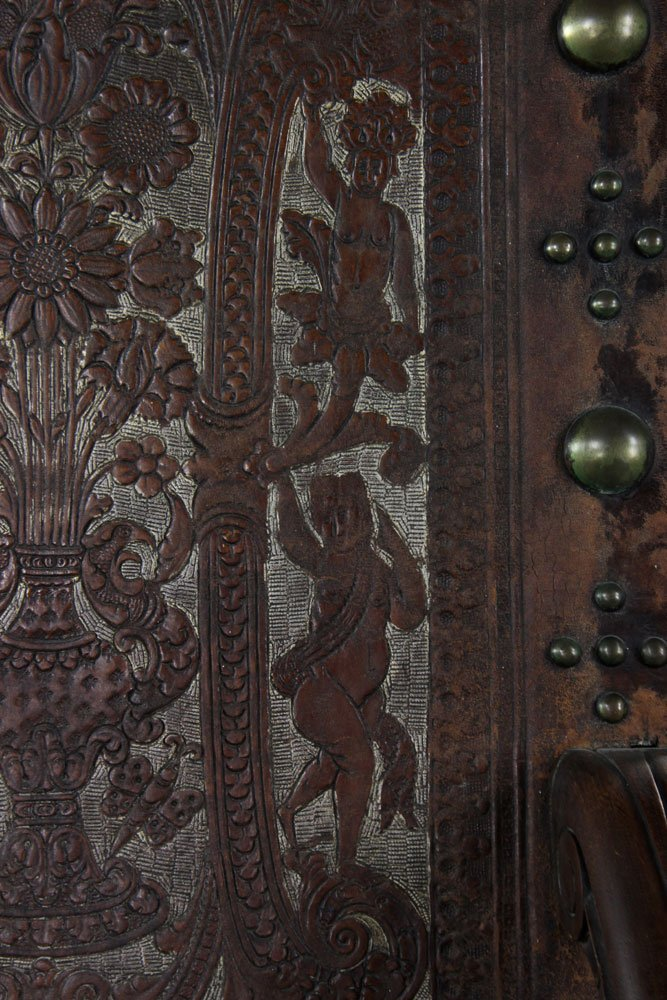 Spanish Carved Armchair - 8