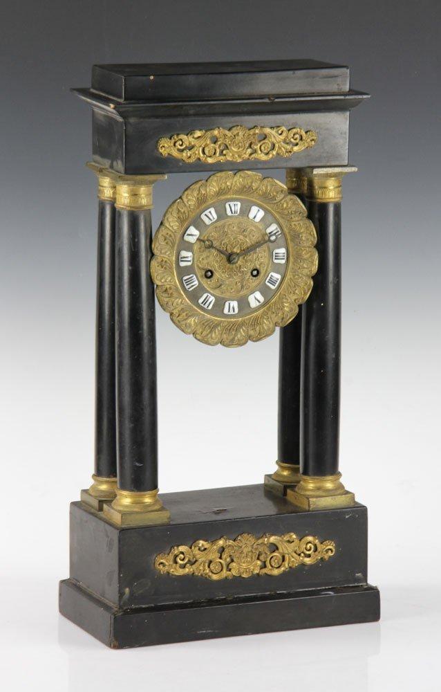 19th C. French Empire Clock