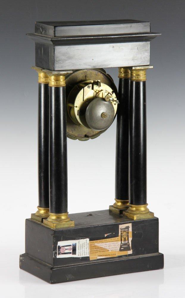 19th C. French Empire Clock - 2