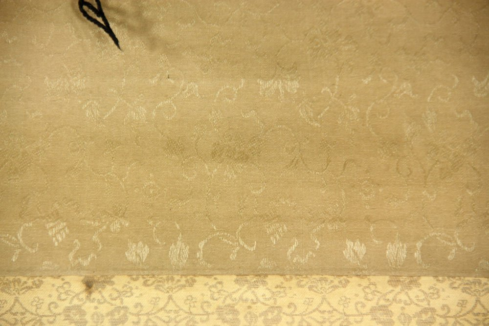 Four Japanese Scroll Paintings - 5