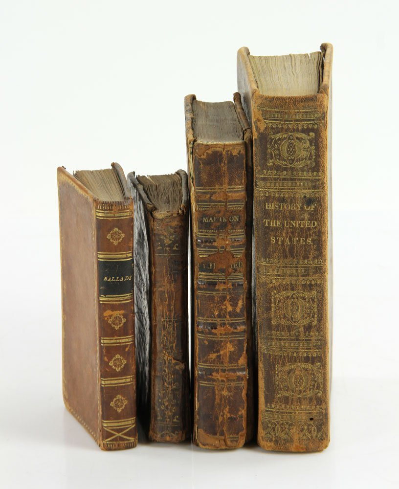 Early American, English & German Books - 4