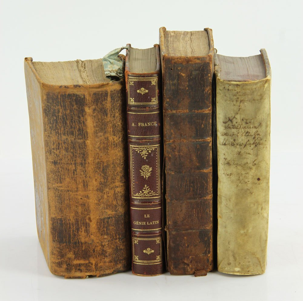 Early American, English & German Books - 5