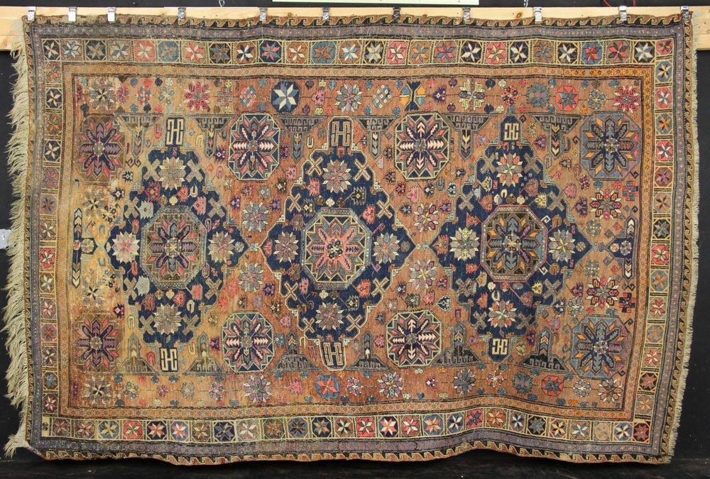 Antique Persian Kilim Carpet