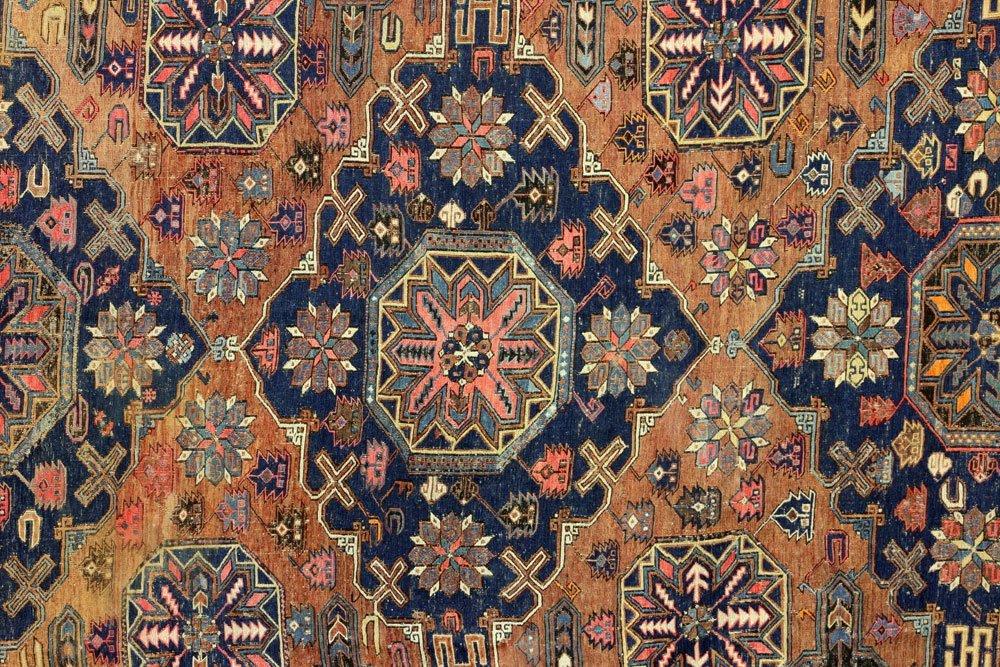 Antique Persian Kilim Carpet - 2