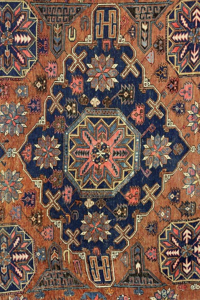 Antique Persian Kilim Carpet - 3