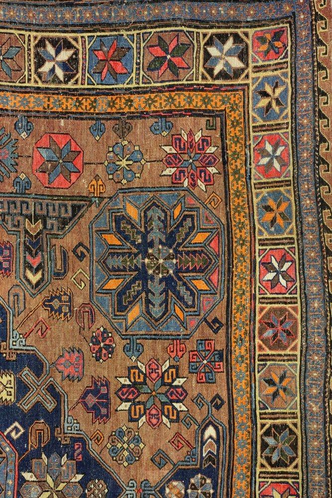 Antique Persian Kilim Carpet - 4